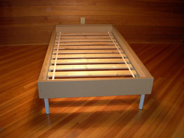 Ikea Twin Bed Frame Saanich Victoria