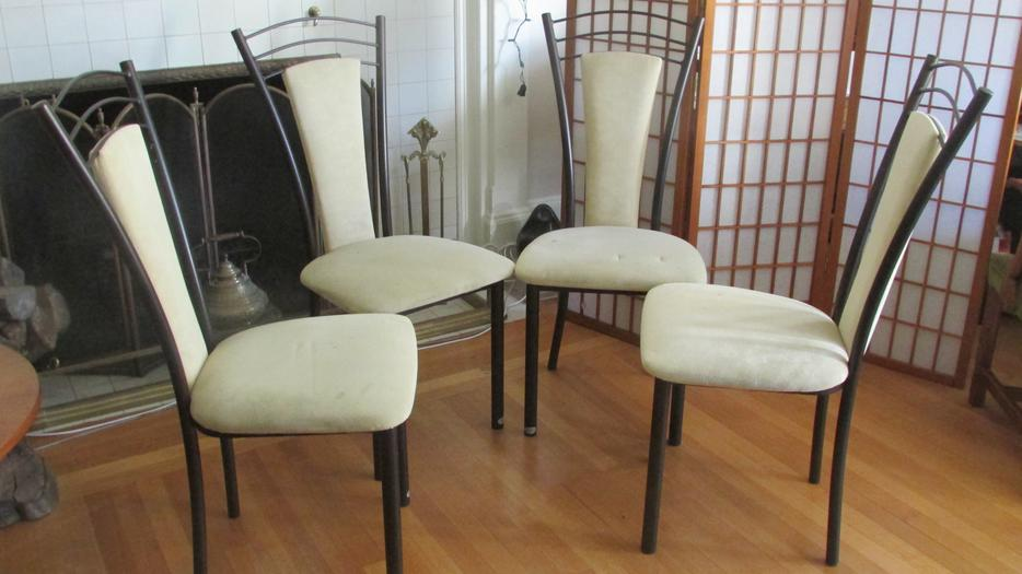 Dining Room Chairs Guelph Set Of 4 City