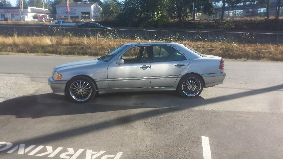 Mercedes Benz Houston North >> mercedes benz c230 Outside Victoria, Victoria