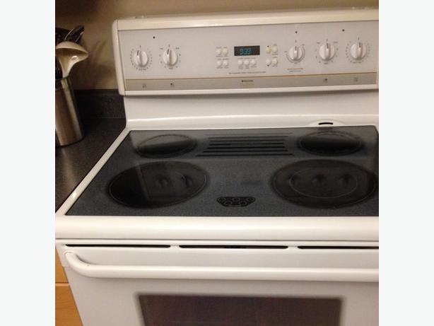 white frigidaire gallery stove fridge dishwasher range hood - Frigidaire Gallery Stove