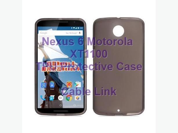 Ultra Thin PTU Case for Motorola Google Nexus 6