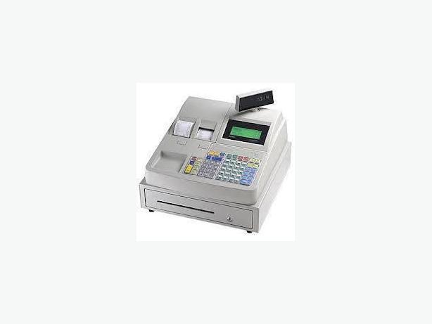 CASH REGISTER - ROYAL ALPHA 9500ML, 2 TAPE, THERMAL, 10 ROLLS FR