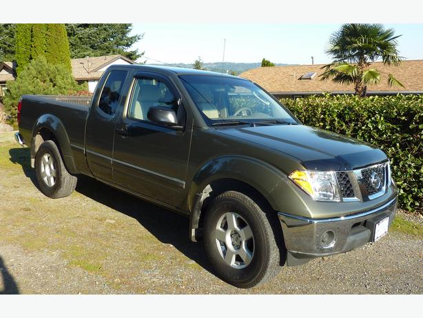 2005 nissan frontier 4x4 in mint condition 32 000. Black Bedroom Furniture Sets. Home Design Ideas