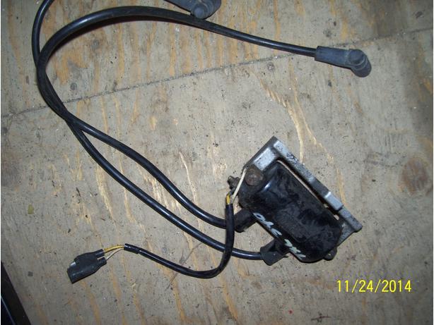 Polaris TXL 340 TX 250 340 440 Electra Cross Country ignition coil