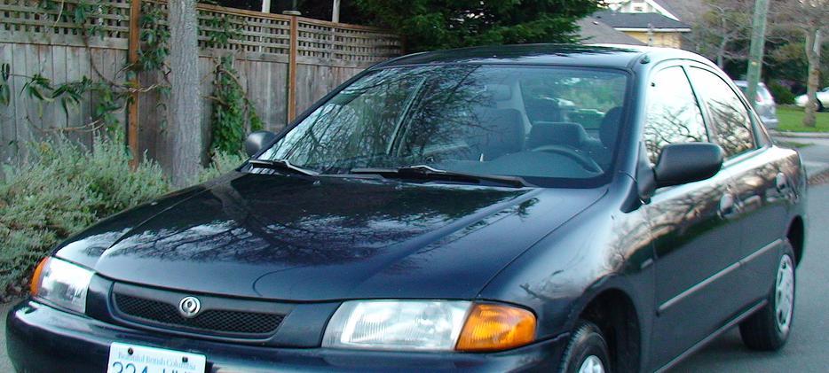 Bay Ridge Mazda >> 97 Mazda Protege Victoria City, Victoria
