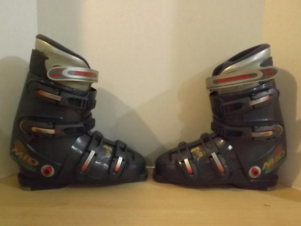 mens mondo size 28 0 usa shoe size 10 rossignol grey md