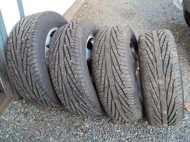225 60 R16 Goodyear Assurance Tires South Nanaimo Nanaimo