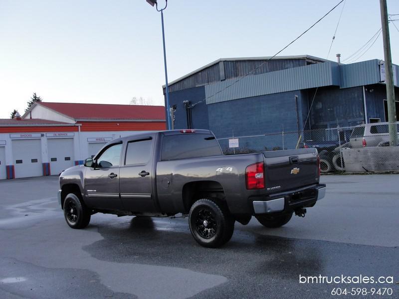 Chevrolet Silverado 2500hd Gatineau >> 2010 CHEVROLET SILVERADO 2500HD LT CREW CAB SHORT BOX 4X4 VORTEC V8 Surrey (incl. White Rock ...
