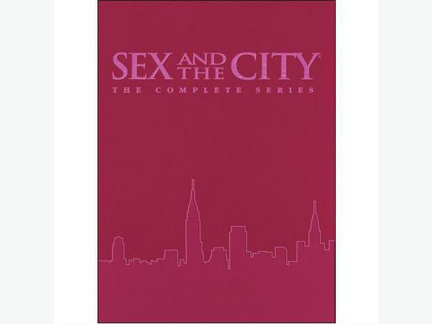 Sex and the city - complete series galleries 11