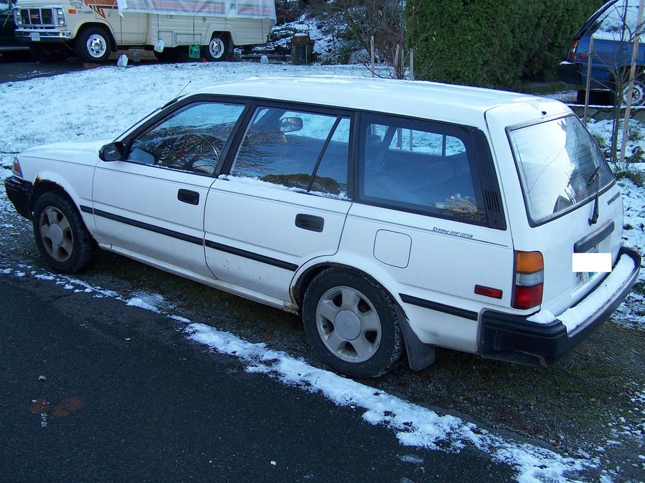 1991 toyota corolla wagon for sale saanich victoria mobile. Black Bedroom Furniture Sets. Home Design Ideas