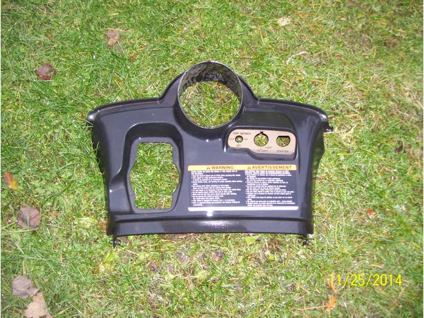 Yamaha VMax 500 600 instrument panel console 1994-1996
