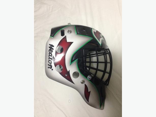 Brodeur Goalie Mask Mask Helmet Martin Brodeur