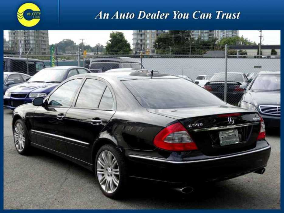 2007 mercedes benz e class e550 outside victoria victoria for Mercedes benz bay ridge