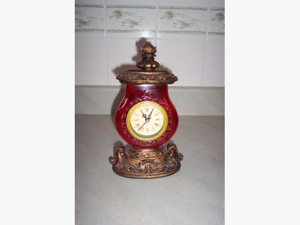 Richard Ward Winchester Clock