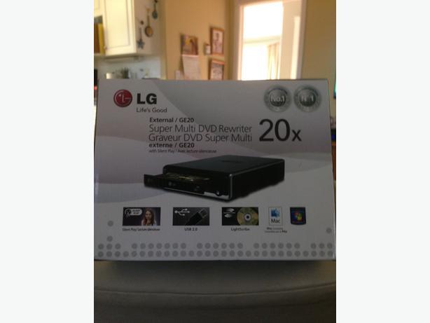 Lg Super Multi Dvd Rewriter Ge20 Driver Download