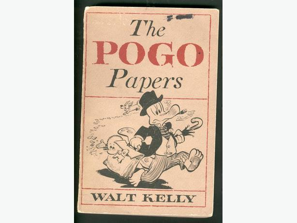 The Pogo Papers Walt Kelly 1953