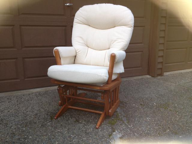 Maternity Rocking Chair Victoria City Victoria