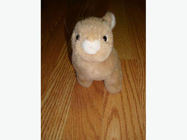 Like New Plush Brown Bunny Rabbit - Excellent Condition! $1