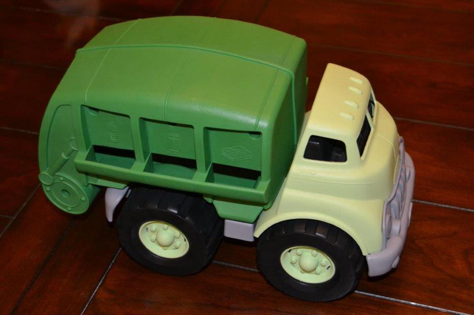 Toys For Trucks Green Bay : Green toys recycling truck saanich victoria