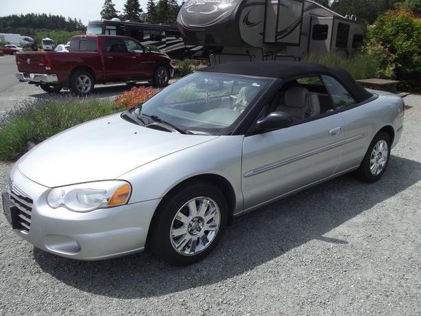 2004 Chrysler Sebring Convertible Limit Trade For Classic