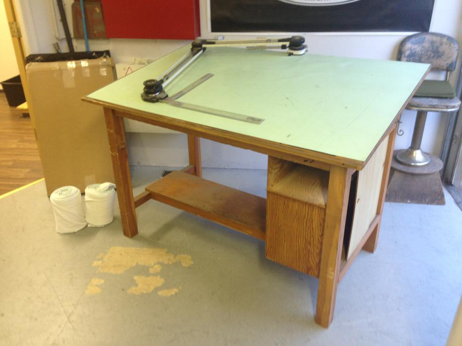 Drafting Table Arm Machine Industrial