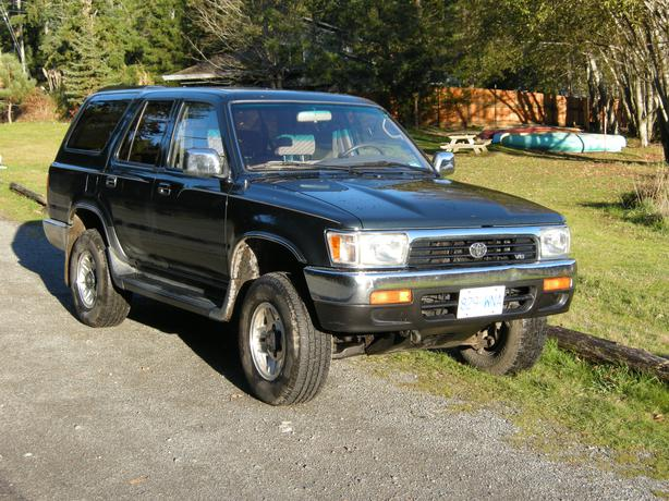 1995 toyota 4runner 4wd outside victoria victoria. Black Bedroom Furniture Sets. Home Design Ideas