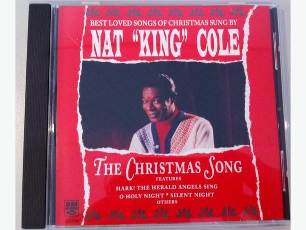 Nat King Cole Christmas Album Esquimalt & View Royal, Victoria