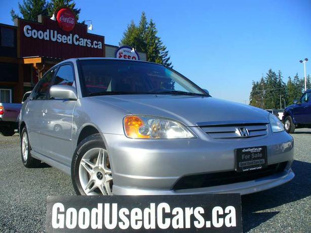 2002 honda civic sport edition 149kkm one year powertrain for Honda civic warranty