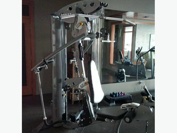 Hoist v elite home gym with hilo nanoose bay nanaimo
