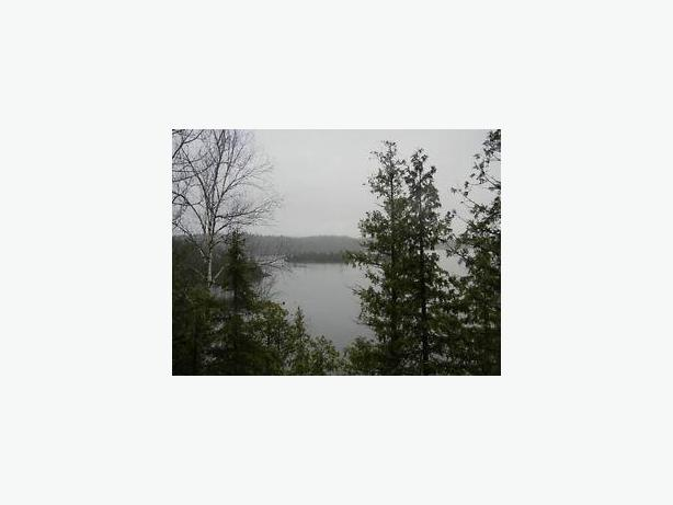 1.5 Acre Building Lot with View of Lake Lac Ste Marie