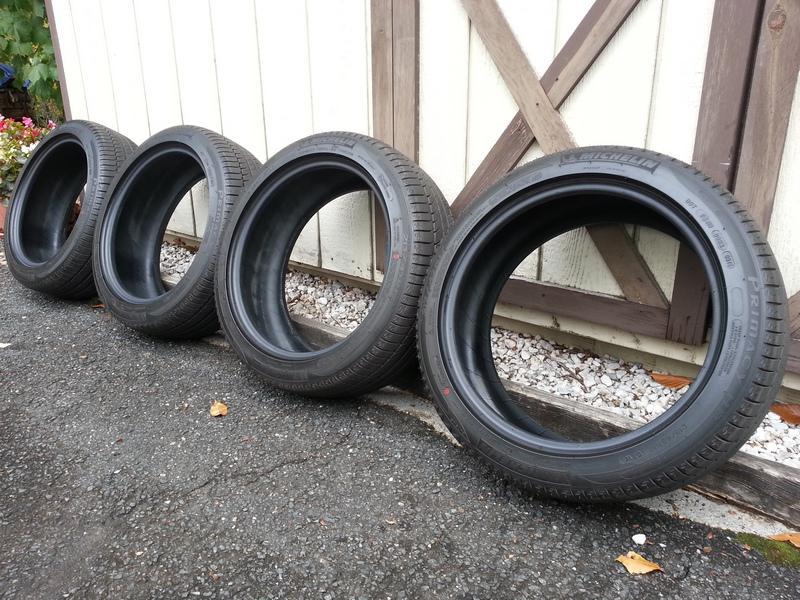 michelin primacy hp 215 45r17 summer tires esquimalt view royal victoria. Black Bedroom Furniture Sets. Home Design Ideas