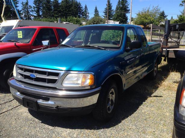 1997 ford f 150 xl outside nanaimo nanaimo. Black Bedroom Furniture Sets. Home Design Ideas