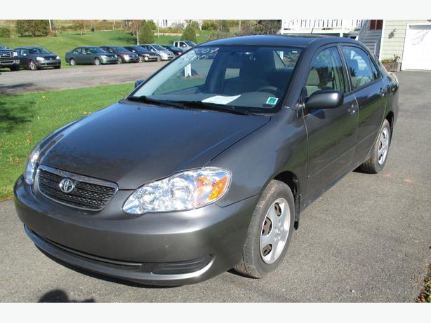 2007 Toyota Corolla Ce Stratford Pei