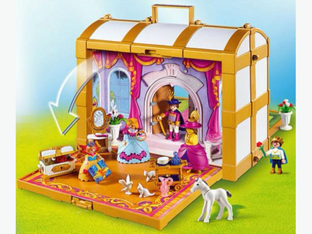 Playmobil My Take Along Princess Fantasy Chest 4249 Saanich Victoria