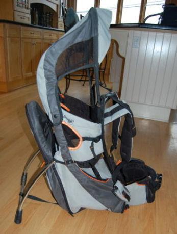 4453a3da70d Evenflo snugli cross terrain backpack carrier saanich jpg 347x459 Evenflo  hiking baby carrier