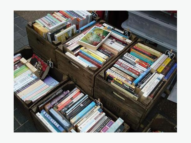 WANTED: Free books