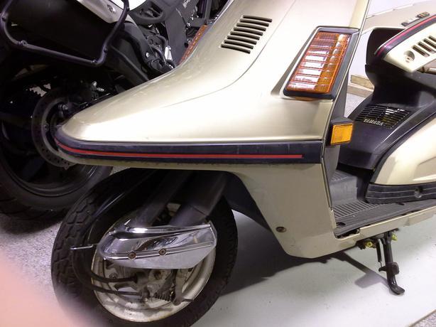 1983 yamaha riva 180 outside metro vancouver vancouver for Yamaha repower cost