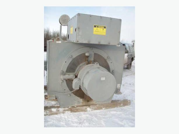 GENERATOR END 1150 KW 900 RPM 4160V