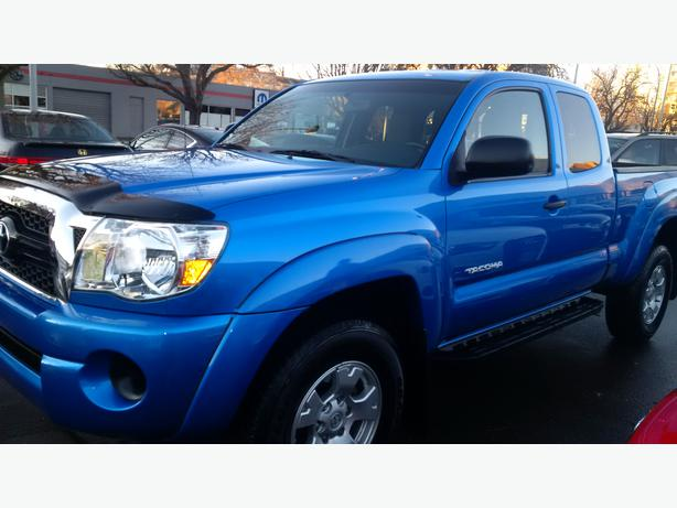 2011 toyota tacoma 4x4 access cab 4 cyl victoria city victoria. Black Bedroom Furniture Sets. Home Design Ideas