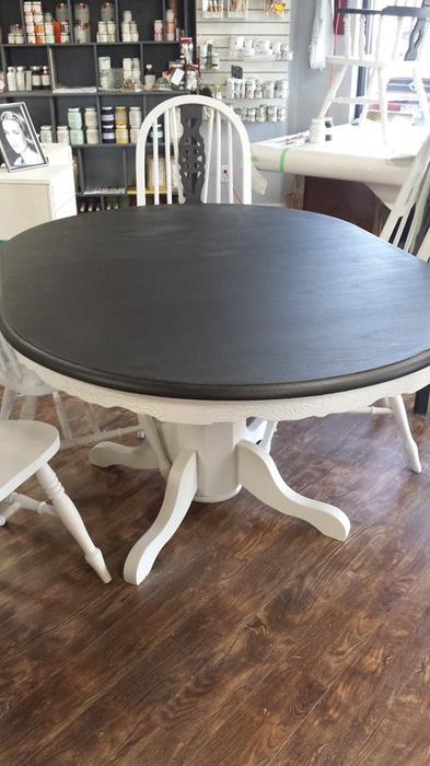 Now 300 on sale Dining Room Table amp Chairs West Shore  : 43804391934 from www.usedvictoria.com size 393 x 700 jpeg 45kB