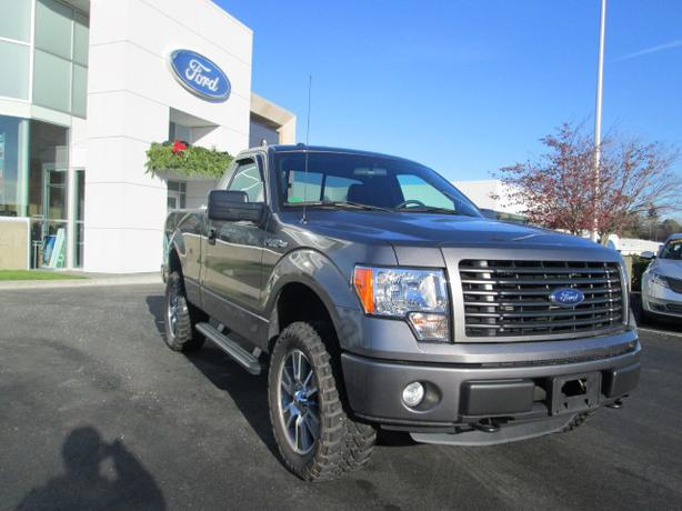2014 ford f 150 stx supercab 4x4 victoria city victoria. Black Bedroom Furniture Sets. Home Design Ideas