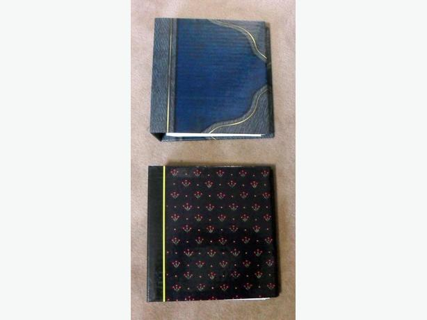 2 Good Condition Small Sized Albums for 4x6 Photos