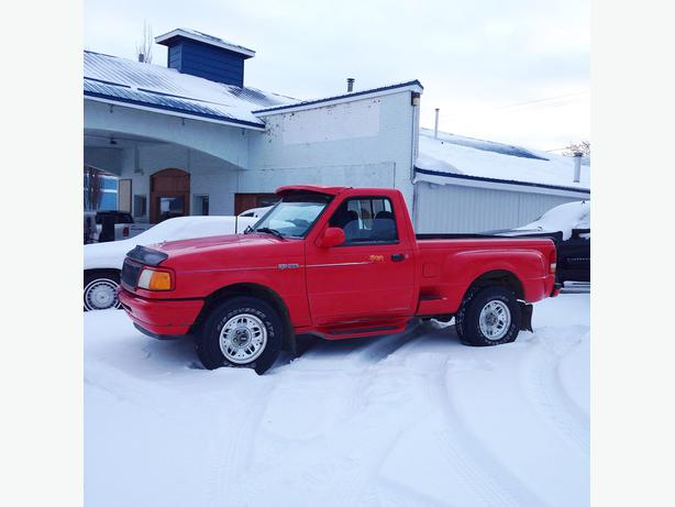 1993 ford ranger splash 4x4 rural regina regina. Black Bedroom Furniture Sets. Home Design Ideas