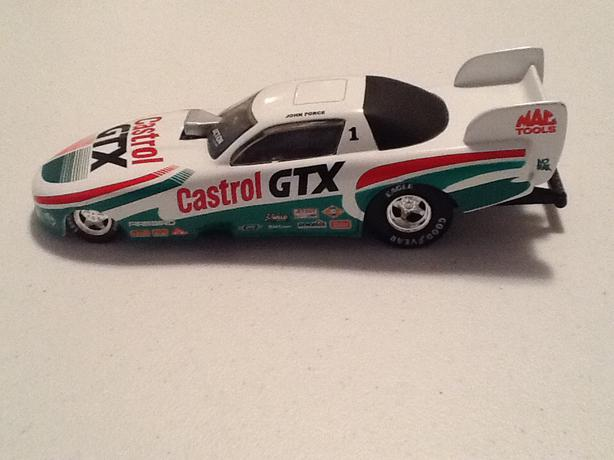 1:24 Scale NHRA - John Force Funny Car