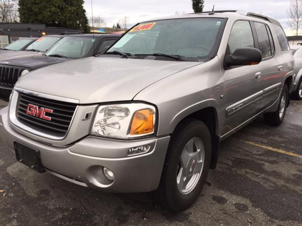 2004 gmc envoy xuv slt leather all equipped outside victoria victoria. Black Bedroom Furniture Sets. Home Design Ideas