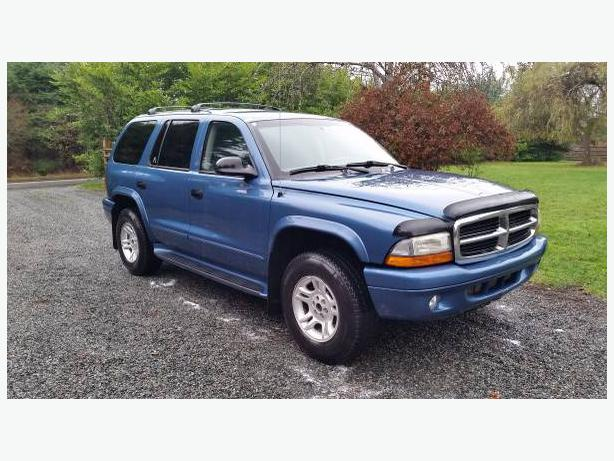 2003 dodge durango 4x4 7 seat cedar parksville. Black Bedroom Furniture Sets. Home Design Ideas