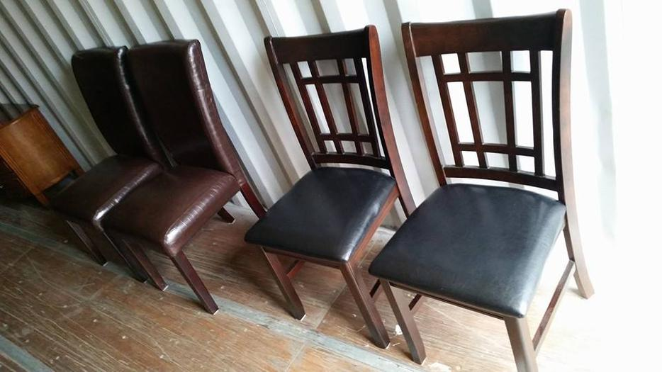 leather dinning chairs central nanaimo nanaimo