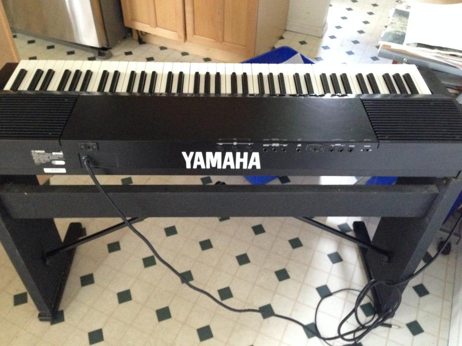 Yamaha Pf Electric Piano