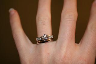 14k White Gold Engagement Ring Set North Regina Regina