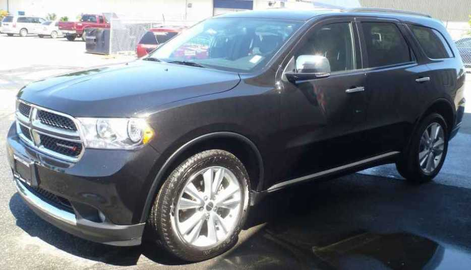 2013 dodge durango crew plus awd nav north nanaimo. Black Bedroom Furniture Sets. Home Design Ideas